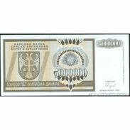 TWN - BOSNIA-HERZEGOVINA 143a - 5000000 5.000.000 Dinara 1993 Prefix AA UNC - Bosnia Erzegovina