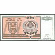 TWN - BOSNIA-HERZEGOVINA 148a - 1000000000 1.000.000.000 Dinara 1993 Prefix A UNC - Bosnia Erzegovina