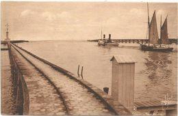 Z3890 Bayonne - Entrée De La Barre - Barche Boats Bateaux / Non Viaggiata - Bayonne