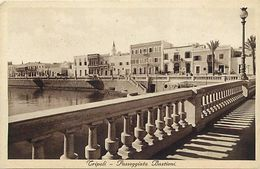 Ref V182- Libye - Tripoli   - Carte Bon Etat - - Libye