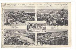 17335 - Panorama Von Kolberg 1907 - Pologne