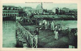 Ref V176- Iraq - Irak - Mossoul  - Carte Bon Etat - - Iraq