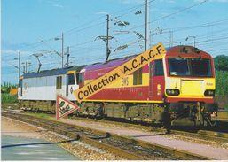 Locos CC 92001 Et 92012, Au Dépôt De Calais-Fréthun (62) - - Calais