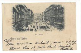 17339 - Gruss Aus Wien Am Graben - Wien Mitte