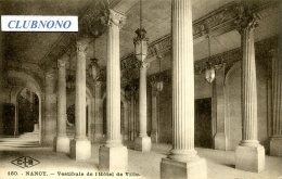 CPA -  NANCY -  HOTEL DE VILLE - VESTIBULE (IMPECCABLE) - Nancy