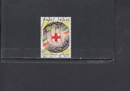 ITALIA  2005 - Sassone  2856° - Protezione Civile - Croce Rossa - 6. 1946-.. Republic