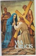 Libro Religioso Esercizio Della Via Crucis - Di Giorgio Basadonna - Libri, Riviste, Fumetti