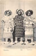 ZANZIBAR - Ethnic V / Swahili Girls - Tanzanie