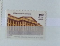 India 1985 Sg 1153 150th Medical College Mlh - Inde