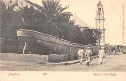 ZANZIBAR - Topo H / Sultan's Water Tank - Tanzanie