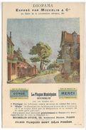 DIORAMA - Exposé Par MICHELIN & Cie - Werbepostkarten