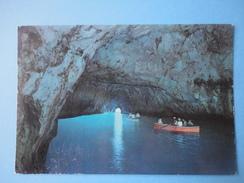 Capri - Napoli - La Grotta Azzurra - Napoli