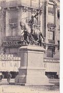 CPA (31) TOULOUSE Place Matabiau Statue Jeanne D' Arc  Siège Du Stade Toulousain ? (2 Scans) - Toulouse