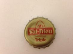 CAPSULE CAPS Biere Beer Bier Birra Cerveza Piwo Pilsen : VAL DIEU Triple - Bière
