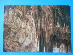 Grotte Di Pertosa - Salerno - Formazioni Stalattitiche - Salerno