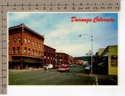 Durango, Colorado - Main Street (1985) - Etats-Unis