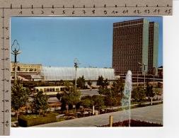 Toshkent / Tachkent / Tashkent - Sur La Place Lénine /  Lenin Square - Ouzbékistan