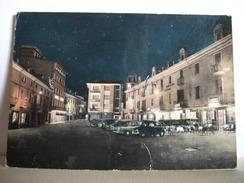 1971  - Susa - Piazza IV Novembre - Notturno - Hotel Sole - Bar Caffè Del Sole - Auto - 2 Scans - Non Classificati