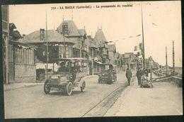 La Promenade Du Remblai (voitures) - La Baule-Escoublac