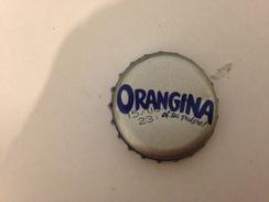 CAPSULE CAPS Biere Beer Bier Birra Cerveza Piwo Pilsen : Orangina Et Sa Pulpe - Soda