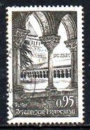 FRANCE. N°1394 Oblitéré De 1963. Abbaye De Moissac. - Abbazie E Monasteri