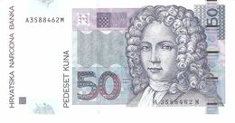 CROATIA 50 KUNA 2002 PICK 40 UNC - Croatia