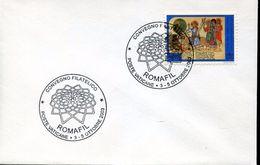 24202 Vaticano, Special Postmark 2003   Design Of Michelangelo, - Arts