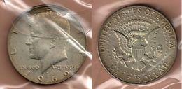 U.S.A. 1969 B - KENNEDY -  Half DOLLAR - BB / SPL - Argento / Argent / Silver - Confezione In Bustina - Federal Issues