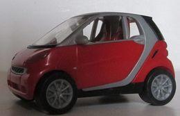 Maxi Kinder 2007 Voiture Smart Rot MPG TT-3-7 - Maxi (Kinder-)