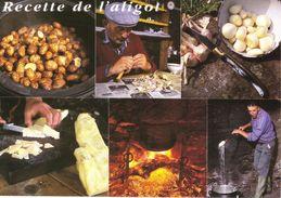 RECETTE DE L'ALIGOT - Küchenrezepte