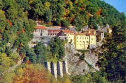 Greccio - Rieti - Santuario Francescano Del Presagio - Panorama - 36647 - Formato Grande Non Viaggiata – Ar - Rieti