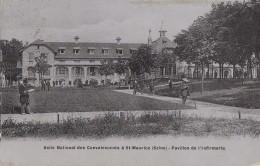 Santé - Asile National Des Convalescents Saint-Maurice - Pavillon Infirmerie - Santé