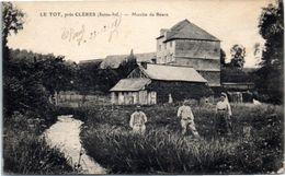 76 Le TOT, Près Clères - Moulin De Béarn - Francia
