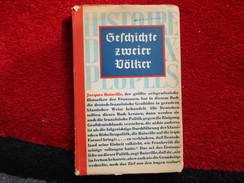 Geschichte Zweier Völker - Livres, BD, Revues
