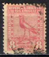 URUGUAY - 1924 - TERU TERO - FIRMA A. BARREIRO Y RAMOS - USATO - Uruguay