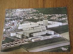 Cpa Cp CPSM 78 POISSY Yvelines VUE AERIENNE CIM CITE BEAUREGARD ARCH G STOSKOPH 1966 TBE - Poissy