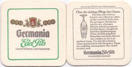#D156-033 Viltje Germania Münster - Sous-bocks