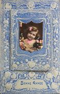 CPA. GAUFFREE - BONNE ANNEE - Calendrier 1909 - T.B.E. - Nieuwjaar