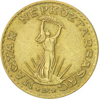 Hongrie, 10 Forint, 1984, Budapest, TTB, Aluminum-Bronze, KM:636 - Hongrie
