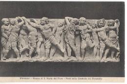 CPA - FLORENCE - MUSEO DI S. MARIA DEL FLORE - PUTTI NELLA ... - Edition S.T.A - Firenze (Florence)