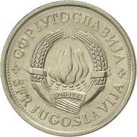 Yougoslavie, Dinar, 1980, SUP, Copper-Nickel-Zinc, KM:59 - Joegoslavië