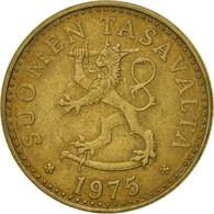 Finlande, 20 Pennia, 1975, TTB+, Aluminum-Bronze, KM:47 - Finlande