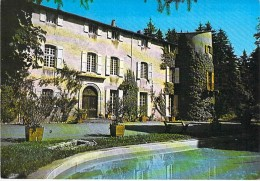48 - MEYRUEIS - Le CHATEAU D'AYRES Hotel Restaurant  - CPSM CPM GF - Lozère - Meyrueis