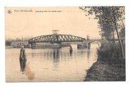 Klein Willebroek Spoorbrug Over De Nieuwe Vaart Nels/olbrechts P1007 - Willebroek