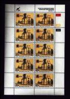 CISKEI, 1993, Mint Never Hinged Stamp(s ) In Full Sheet(s), MI 238-241, Churches And Missionaires,  S952 - Ciskei