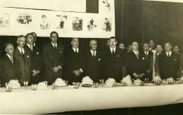 Argentine Buenos Aires Federation Sports Déjeuner Jeux Olympiques Ancienne Photo 1958 - Sports