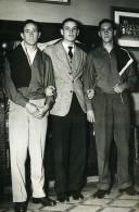 Argentine Santa Fe Escrime Champions Régionaux Ancienne Photo 1955 - Sports