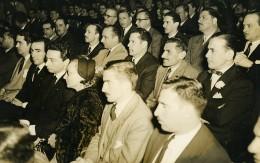 Argentine Buenos Aires Match De Boxe A Luna Park Ancienne Photo 1950 - Sports