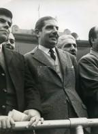 Argentine Buenos Aires Senor Pinero Eleveur De Vaches Shorthorn Ancienne Photo 1960 - Professions