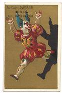 CHROMO - AU COIN MUSARD - B. DUTAR - MELUN - Clown - Chromos